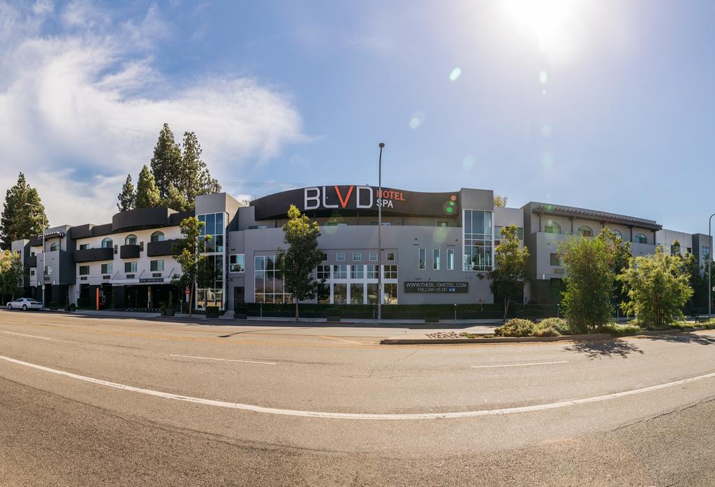 The BLVD Hotel and Spa