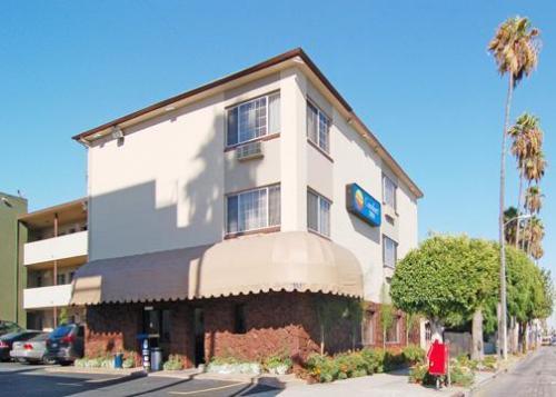 Comfort Inn Near Hollywood Walk of Fame