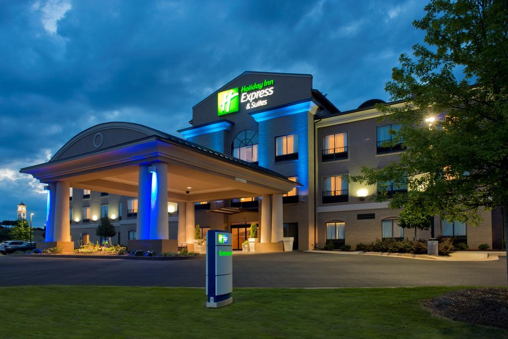 Holiday Inn Express and Suites South