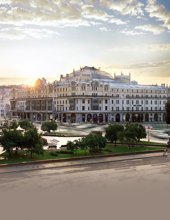 Metropol Moscow Hotel