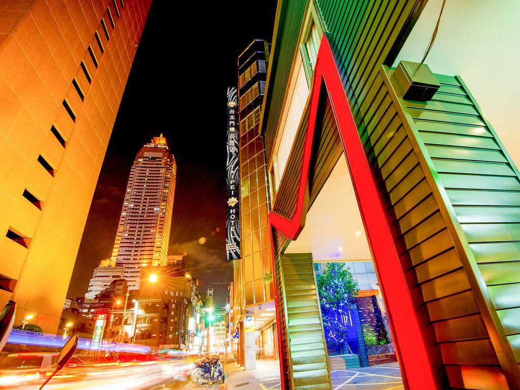 Taipei M Hotel -Main Station