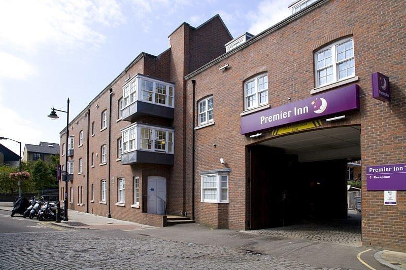 Premier Inn London Southwark Borough Market