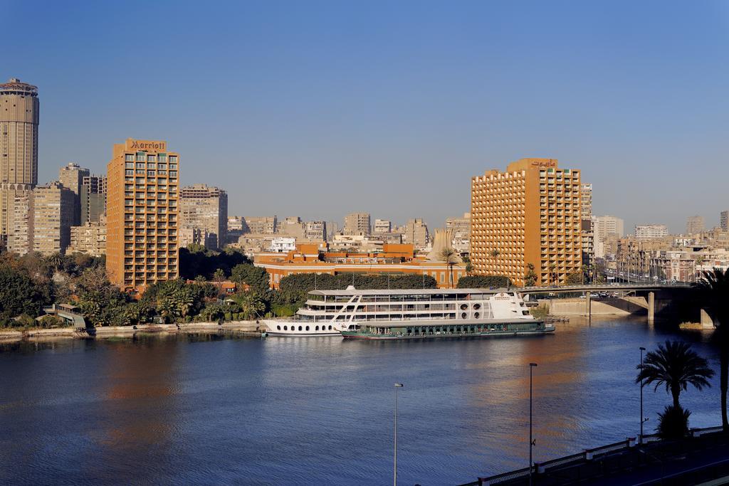 Cairo Marriott Hotel and Omar Khayyam Casino