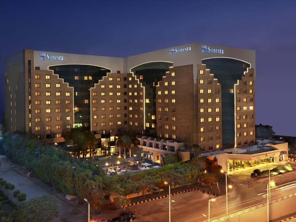 Sonesta Tower and Casino Cairo