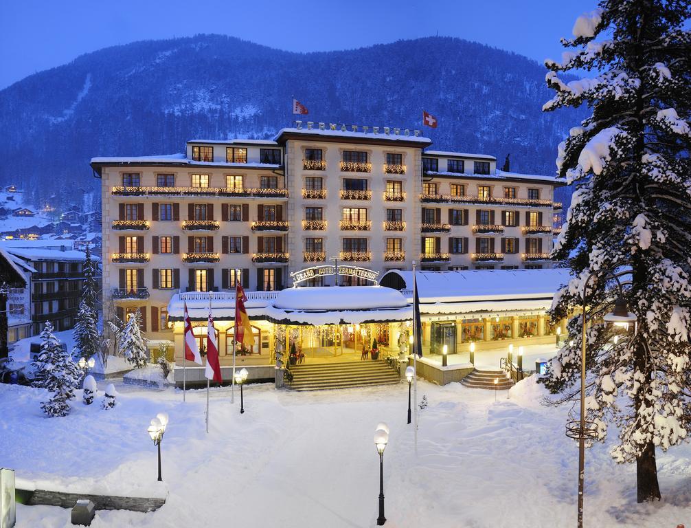 Grand Hotel Zermatterhof Preferred LVX Collection