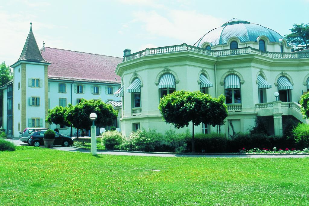 Hotel Et Centre Thermal D Yverdon-Les-Bains
