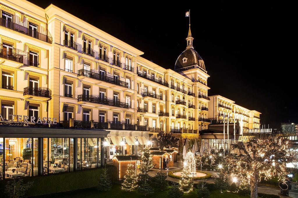Victoria Jungfrau Hotel and Spa