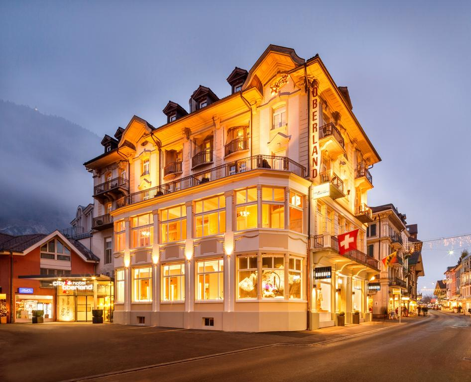 Hotel City Oberland Swiss Quality