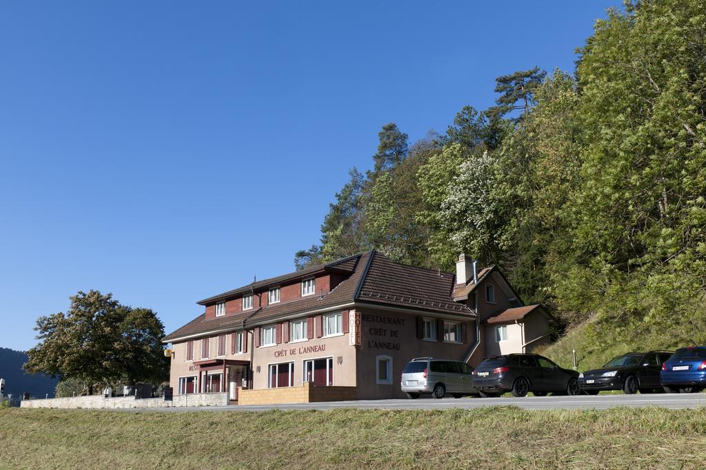 Hôtel - Grill du Crêt de lAnneau