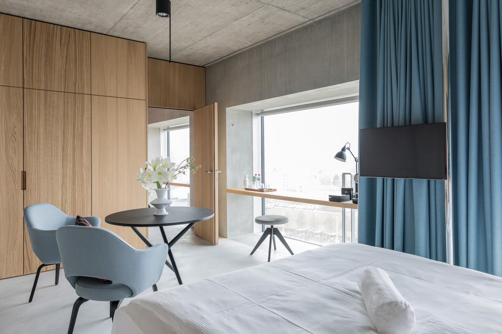 Placid Hotel Design and Lifestyle Zurich