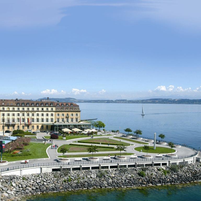 Beau Rivage Hotel Neuchatel