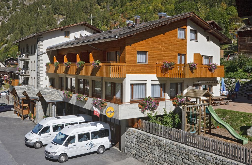 Hotel Bergfreund