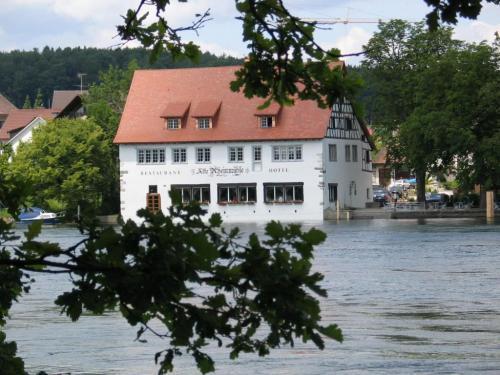 Hotel and Restaurant Alte Rheinmühle