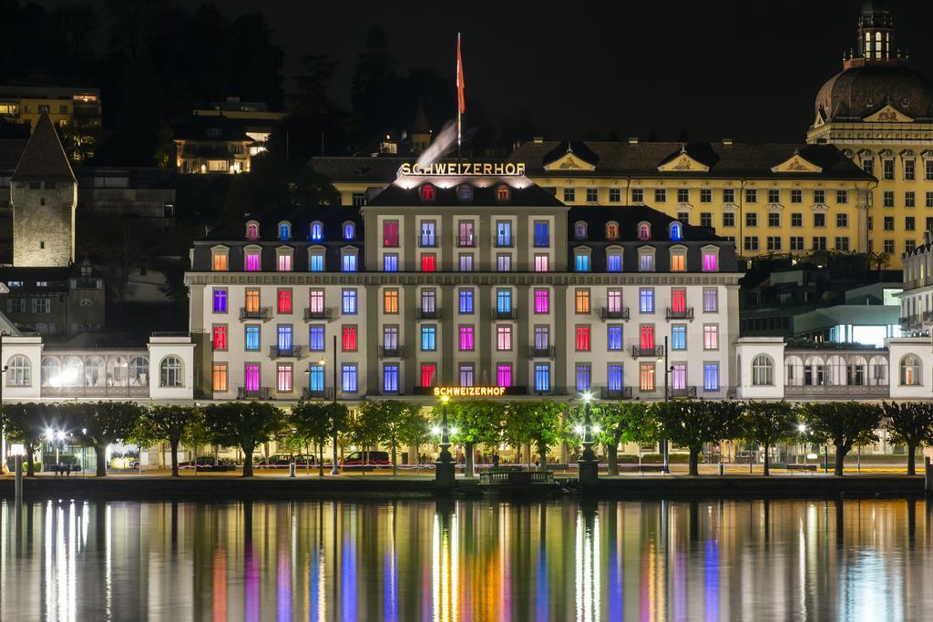 Hotel Schweizerhof Luzern Preferred LVX Collection