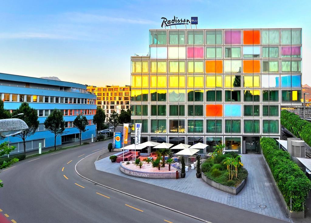 Radisson Blu Hotel - Lucerne